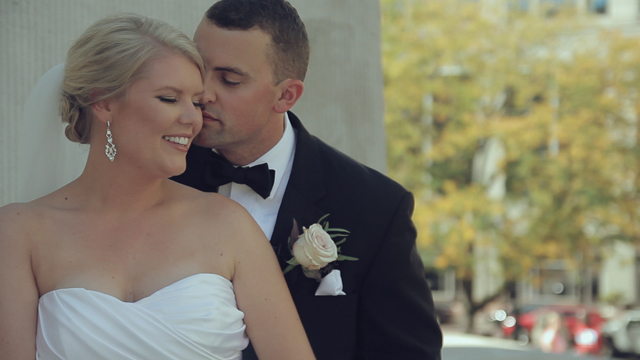 Indiana Statehouse Wedding