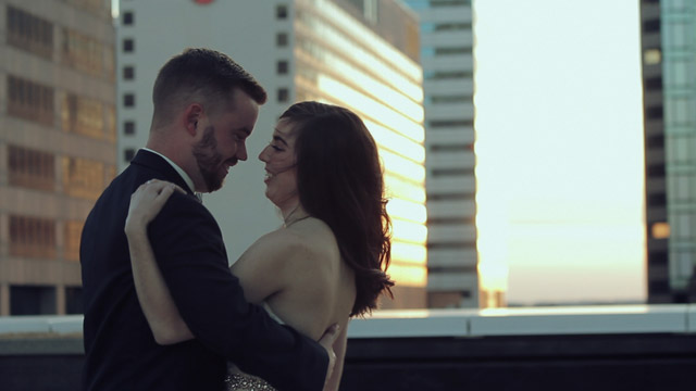 regions tower wedding
